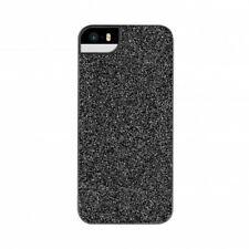 FLAVR iPhone 5 5S SE iPlate Glamour Slim Lightweight ShockProof Case Cover Black