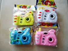 Bulk Lot 20 plastic toy camera for kids Birthday Party Favour 8 animal pictures
