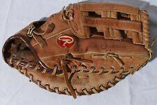 Rawlings RFM9 Pro Series Edge-U-Cated RHT Baseball Softball First Base Glove