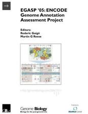Egasp '05: Encode Genome Annotation Assessment Project