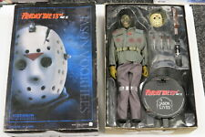 """Friday The 13th Part VI Jason Vorhees Sideshow Collectibles 12"""" Figure Statue"""