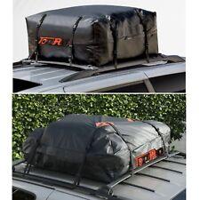 Universal Car Roof Top Rack Bag Cargo Luggage Carrier Storage Travel Waterproof