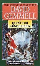 Drenai Saga: Quest for Lost Heroes 4 by David Gemmell 1995, Del Rey Paperback