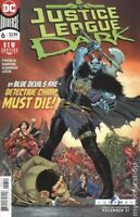 Justice League Dark #6 Wonder Woman DC Comic 1st Print 2018 unread NM