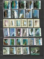 33 stamps mostly in sets from New Zealand