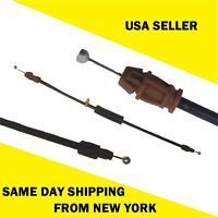 "2007-2014 16.5"" GMC Sierra Inside Door Handle Latch Release Cable Expedited SHIP"