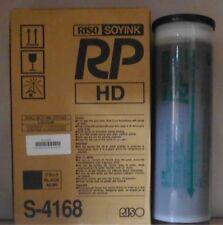 Riso Tintenpatrone S-4168 Risograph RP HD black RP 3700 3700A 3790 1 stk. OVP A