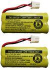 New! Battery BT183342 / BT283342 for Vtech AT&T Cordless Telephones (2-Pack)