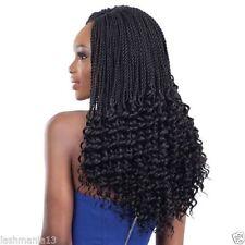 Crochet: Curly Senegalese Twist Braid by Shake-N-Go Freetress Pre-Curled Lusty