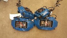 Touareg - Set of 4 piston - Brembo Calipers caliper - Fronts and Rears - 2008