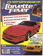 CORVETTE FEVER NOVEMBER 1988