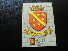 FRANCE - carte 15/3/1947 journee du timbre (mulhouse) (cy10)