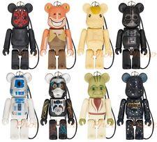 Bearbrick Pepsi Star Wars 3D Set de 8 Figurines Strap Bijou Portable