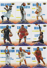 ^1996 Assets CLEAR ASSETS Complete 70 card set BV$15! Stars from 5 Sports!