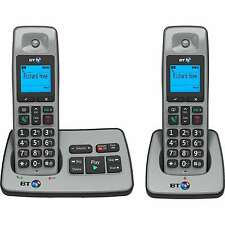 BT 2500 Twin Digital Cordless Telephone With Answering Machine.