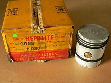 Kolben/Pistons für Standard Flying Eight  1945/47  4 Zyl.  Übermaß    HEPOLITE