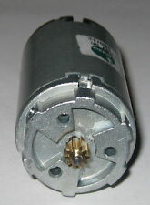 Buehler 12V - 2000 RPM Dual Shaft DC Motor with Gear - Low Current / Low Noise