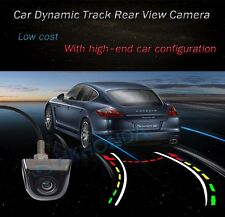 Wired Rear Tailgate Dynamic Trajectory Rearview  Camera Moving for Mercedes-Benz