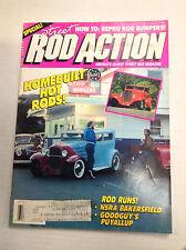 Rod Action Magazine Homebuilt Hot Rods January 1990 031017NONRH