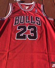 New listing Michael Jordan #23 *New* Jersey (Chicago Bulls) Size X-LARGE with tags