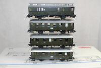 me5352, Märklin 42353 Personenwagen Höllental - Bahn DRG SET BOX TOP NEM KKK AC