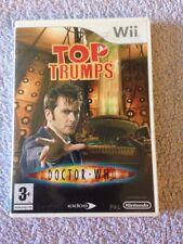Top Trumps: Doctor Who (Nintendo Wii, 2008)