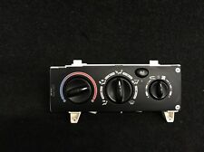 RENAULT MEGANE SCENIC MK1 2002 FACELIFT HEATER CONTROLS WITH A/C