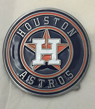 Houston Astros Belt Buckle