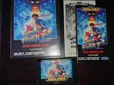 Street Fighter 2 ** ASIAN PAL ** SEGA Mega Drive