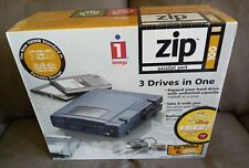IOMEGA ZIP DRIVE 100 FOR PC NOTEBOOKS LAPTOPS PARALLEL PORT BRAND NEW SEALED