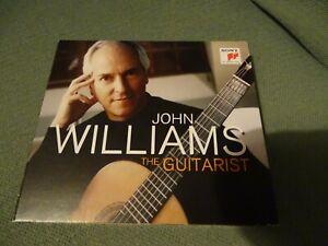 3CD DIGIPAK - JOHN WILLIAMS THE GUITARIST