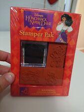 Hunchback Of Notre Dame Rubber Stamp Kit
