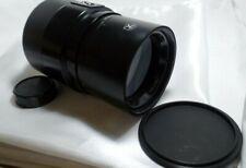 ZM-5A F8/500mm RUSSIAN 3M Lens for Praktica Zenit SLR M42 mount camera 2846