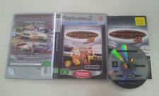 V8 Supercars 3 PS2 Game PAL