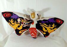 "Godzilla ""Mothra"" plush 2002 NWT / Toy Vault"