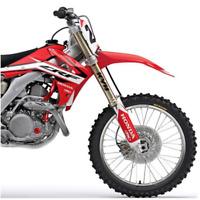 Evo12 Bike Graphics~2010 Honda CRF250R Offroad Motorcycle Factory Effex 18-01336
