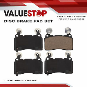Front Ceramic Brake Pads for Cadillac CT6, CTS; Chevrolet Camaro, Corvette, SS