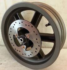 Genérico xor 125 4 tiempos KSR rueda delantero con disco freno