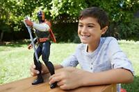 Justice League GDT55 DC Comics True Moves Deathstroke Action Figure 12-inch Scal