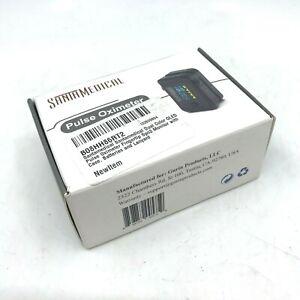 NEW Santa Medical Finger Pulse Oximeter NIB  [13]