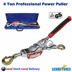 Pro 4 Ton Power Puller Winch Hand Puller Hoist Tool Taiwan Made GS certified