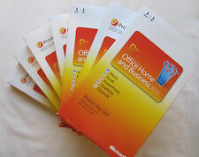 MICROSOFT Office 2010 Home and Business FULL RETAIL versione T5D-00295 non DVD.