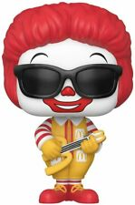 Funko Pop AD Icons Mcdonalds- Rock out Ronald Toy Vinyl Figure
