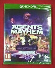Agents of Mayhem - Day One Edition - XBOX ONE - NUEVO