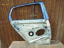 VW GOLF V MK5 5 DOOR 2004-2009 REAR DOOR RIGHT DRIVER SIDE O/S BLUE