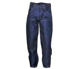 Prison Blues Double knee Rigid work jeans 33/30 #12111133W30L