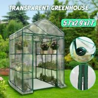 Greenhouse Cover Film Grow House Plant Cover Garden without Shelf