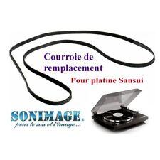 SANSUI SR-232 : Courroie de remplacement