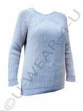 Marks and Spencer Zip Cotton Jumpers & Cardigans for Women