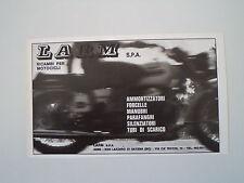 advertising Pubblicità 1972 LARM SPA - SAN LAZZARO DI SAVENA (BO)